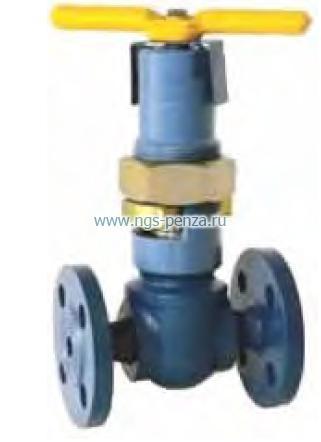 Клапан С21150-025-11
