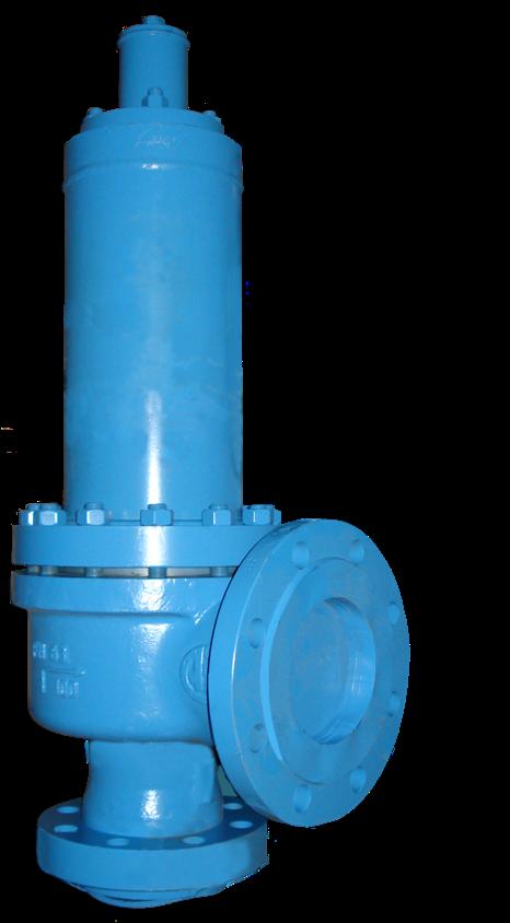 Клапан предохранительный 28нж16нж2